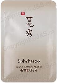 Sulwhasoo NEW 温和洁面泡沫 EX 5 毫升 20PCS
