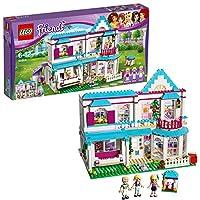 LEGO 乐高  拼插类 玩具  LEGO Friends 好朋友系列 斯蒂芬妮的房子 41314 6-12岁
