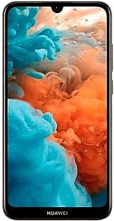 """华为 Y6 2019 MRD-LX3 6.09"""" Dewdrop Display 32GB 2GB RAM 双 SIM 卡 13MP + 8MP A-GPS 指纹工厂解锁 无保修 美国 棕色"""