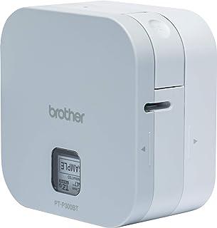 Brother 兄弟 P-touch 立方形蓝牙标签机 (适用于3.5-12毫米宽的Tze标签胶带 打印速度可达20毫米/秒)