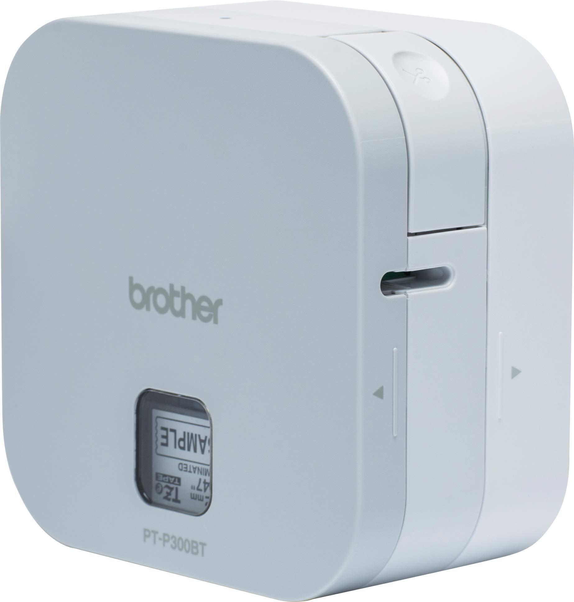 ブラザーptp300btg1  -  blautooth  -  P-タッチキューブのラベル