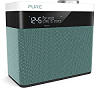 PURE POP MAXI S 便携式立体声 DAB + / FM 收音机带蓝牙/报警
