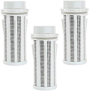 Clear2o 重力替换滤水器,带褶饰过滤器设计,可*大化污水容量(3 件装),GRF203