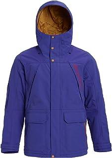 Burton) 滑雪服男士夹克 Breach Jacket XS ~ XL 码101801ミッドフィット Living liningtm