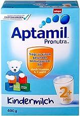 Aptamil 德国爱他美儿童配方奶粉2+段纸盒装(两周岁及以上) 600g [跨境自营]包税