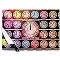 "KESS InHouse Suzanne Carter""Time Space Rainbow Black""…"