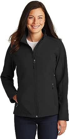 Port Authority Women's Core Soft Shell Jacket XXL Black