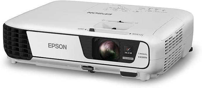 Epson 爱普生 EB-U42 3LCD 便携式全高清投影仪 镇店之宝¥3295