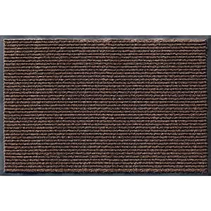 Apache Mills 0431410E Enviroback Apache 罗纹门垫 2 英尺 x 3 英尺 60-043-1410-2x3