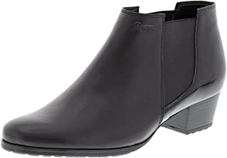 sioux 女式 fehima 及踝靴,黑色