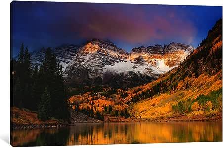 iCanvasART 11555-1PC6-40x26 Colors of Coloado Canvas Print by Dan Ballard, 1.5 x 40 x 26-Inch