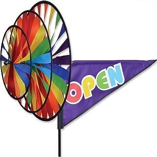 Premier Kites 三轮拉杆 - 彩虹开口