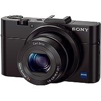 Sony 索尼 DSC-RX100 黑卡™数码相机