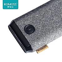 ROMOSS 罗马仕 10000毫安 PK10 亚麻文艺 pocket 充电宝 手机通用 移动电源 德邦或顺丰发货