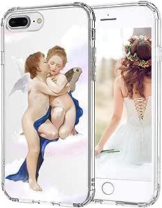 iPhone 7 Plus/ 8 Plus 流行手机壳 Angel Love