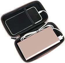 Anleo 硬質 EVA 旅行箱適合 DULLA M50000 便攜式移動移動電源 12000mAh 外部充電器4344257439 玫瑰金