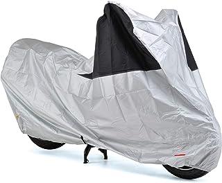 【Amazon.co.jp限定】Daytona 摩托车罩 M 银色 防水 防风飞溅 可分辨前后配色 97971