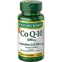 Nature's Bounty (自然之宝) - 额外力量CoQ10 200 镁。45软胶囊