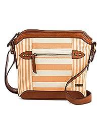 Bolo 女式斜挎包手提包 - 珊瑚色