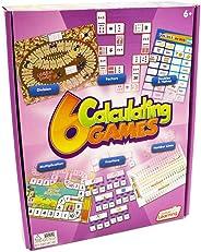Junior Learning 6 计算游戏