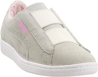PUMA Womens Vikky Slip Whisper White/Prism Pink 7.5 B(M) US