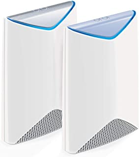 NETGEAR 美国网件 SRK60-100UKS Orbi Pro AC3000商业网Wifi系统,无线接入点,2件装