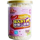 BABY COOKLE 宝贝滋养 宝宝营养山药面 200g (台湾原装进口)