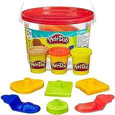 Hasbro 孩之宝 Play-Doh 培乐多彩泥 橡皮泥 益智玩具 野餐食物迷你桶 23412