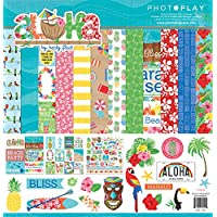 "PhotoPlay Collection Pack 12""X12""-Aloha"