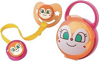 AN 奶嘴套裝(面包超人)M (月齡3~6個月) ドキンちゃん