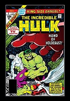 """Incredible Hulk (1962-1999) Annual #7 (English Edition)"",作者:[Stern, Roger, Byrne, John]"
