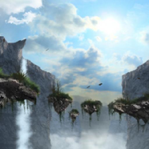 壁纸 风景 山水 桌面 512_512