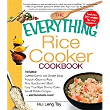 The Everything Rice Cooker Cookbook (Everything Series) (English Edition)