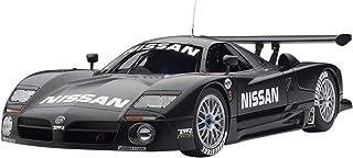 AUTOart 1/18 日产 R390 GT1 露曼 '97(测试车)成品