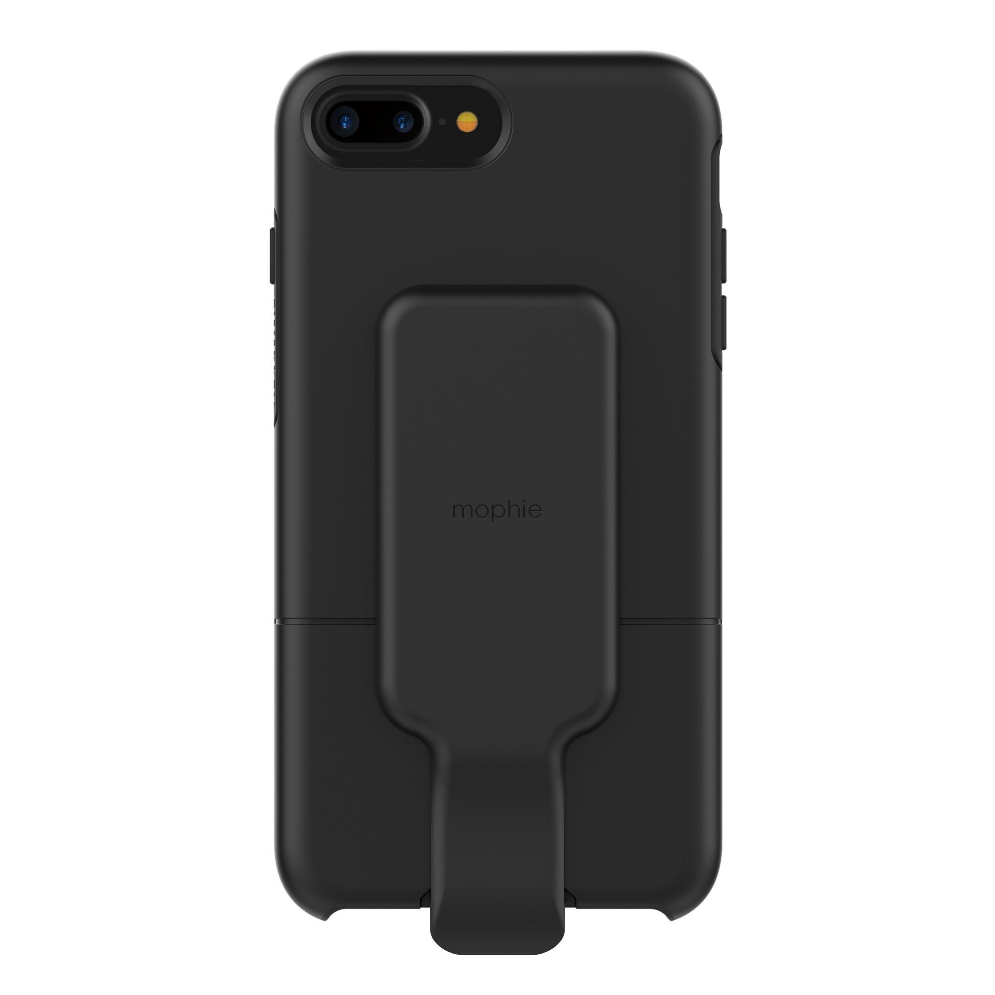 充電アダプタ力は、具体的には、宇宙オッターボックス電話シェルに適用しましたAppleのiPhone 6,6プラス、6S、6Sプラス、7.7プラスデザイン - 磁石とMophieは電源アクセサリーと充電することができる雷コネクタ付きワイヤレス充電モジュール - 黒