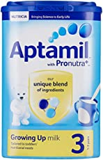 Aptamil 英国爱他美 婴幼儿奶粉 3段 一周岁-两周岁 900g包邮包税【跨境自营】