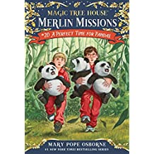 A Perfect Time for Pandas (Magic Tree House (R) Merlin Mission Book 20) (English Edition)