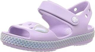 Crocs 卡骆驰 Crocband™ 创意凉鞋 PS 女童
