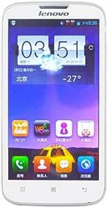 Lenovo 联想 A560 3G手机(象牙白) WCDMA/GSM 双卡双待 四核1.2GHz处理器 5英寸屏幕