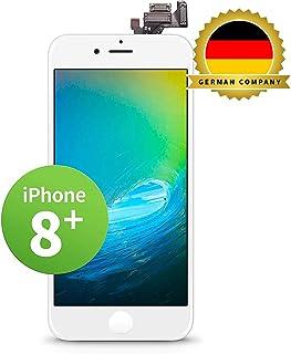 GIGA Fixxoo iPhone LCD 觸摸屏 Retina Display Single15450 iPhone 8 Plus 白色