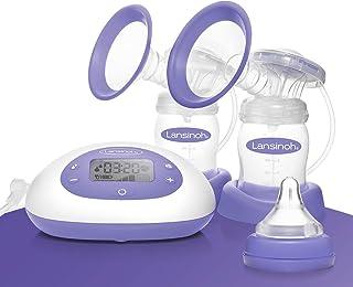 Lansinoh 兰思诺 吸乳器 2合1 双电动吸奶器  乳汁喂养  乳房吸乳器