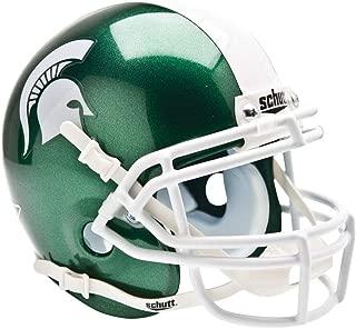 Schutt NCAA 密歇根州立大学斯巴达迷你正品 XP 橄榄球头盔