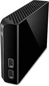 Seagate 希捷 6 TB Backup Plus Hub USB 3.0桌面3.5英寸外部硬盘驱动器,适用于PC和Mac,带2个月免费Adobe Creative Cloud Photography Plan
