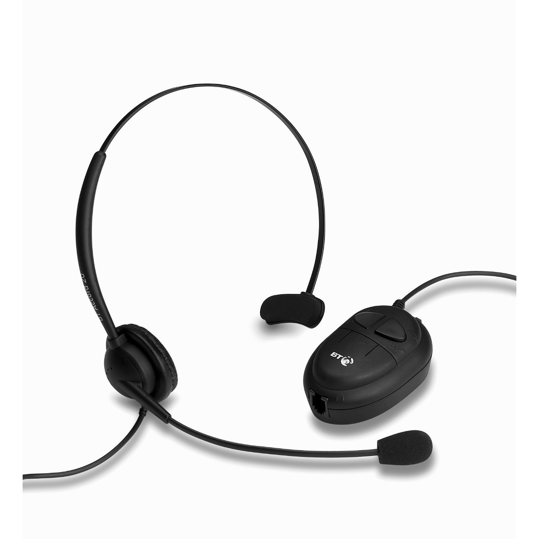 BT Accord 20 呼叫中心和办公室耳机(3件)