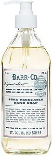 Barr-Co 原装香味洗手液 16 盎司