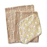 华布 布巾布 布餐巾套装C(鸟形米色支架、L、M)