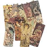 敦煌莫高窟壁画佛像书签 创意丝绸之路小礼品 学校班级活动出国送朋友旅游纪念品 三件套装