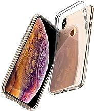 Spigen Liquid Crystal 专为 iPhone XS (2018) 设计/专为 iPhone X 手机壳设计 (2017) - 父母变体057CS22118 水晶透明