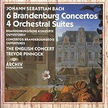 进口CD:巴赫六首勃兰登堡协奏曲(3CD)4234922
