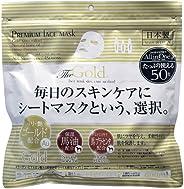 Premium 面膜 金色 50片